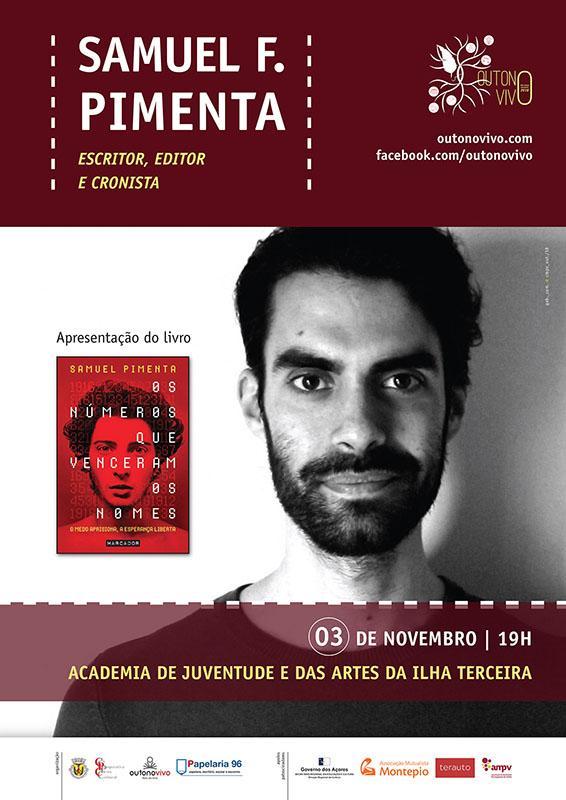 apresentacao livro Samuel F Pimenta - AJAIT - OV18